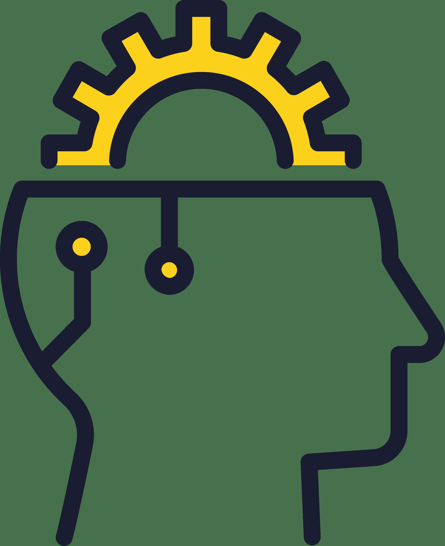 icon brain engineering science